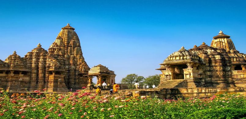 Major Temples of MP General Knowledge MCQs In Hindi