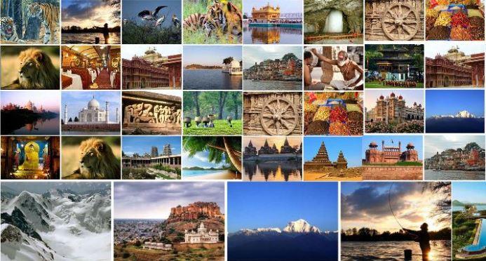 Nicknames of Indian Cities List