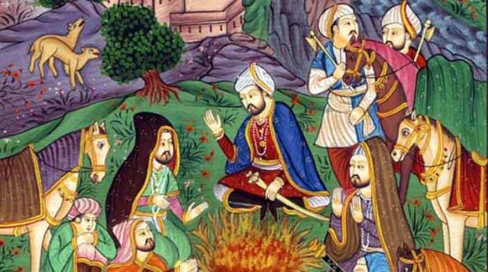 मुगल काल के दौरान सांस्कृतिक विकास - Cultural Development During Mughal Period